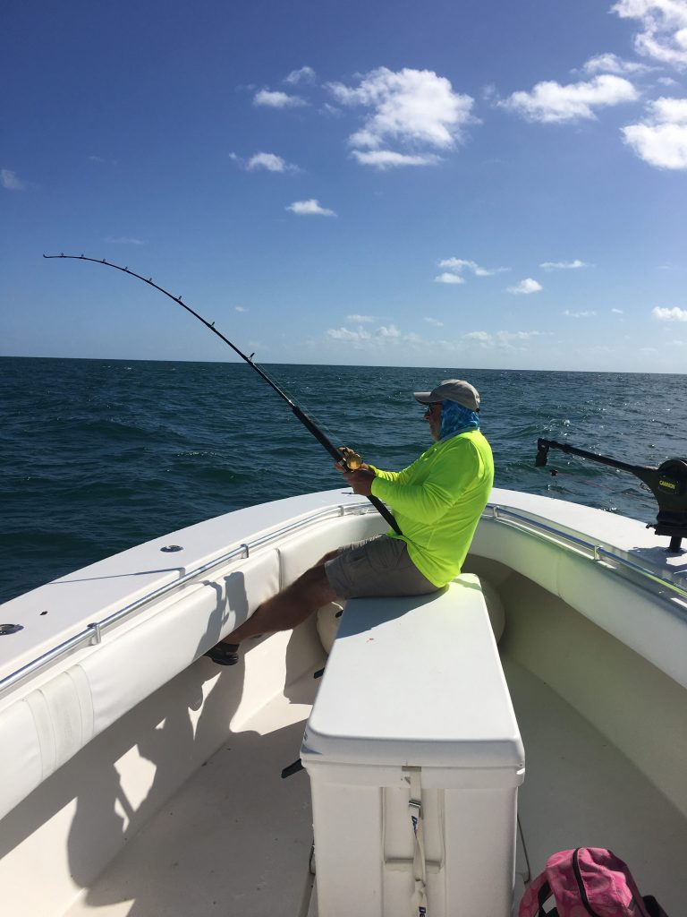 ponce inlet offshore deep sea fishing charters