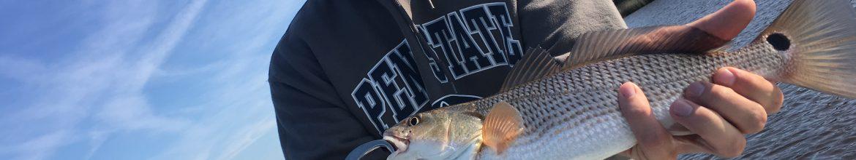 Tomoka Inshore Fishing Report: March 18th-25th
