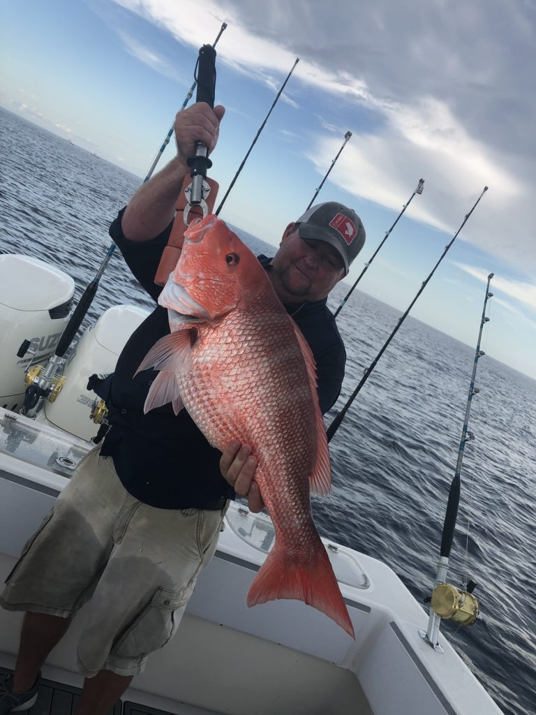 ponce inlet offshore fishing report